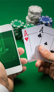 mobile poker wager7